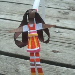 Orange Blossom Headband